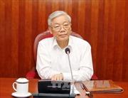 Tổng Bí thư Nguyễn Phú Trọng điện đàm với Tổng Bí thư, Chủ tịch Trung Quốc Tập Cận Bình