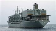 Tàu chiến Iran cập cảng Sri Lanka