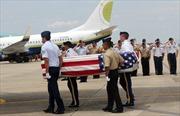 Đưa hài cốt quân nhân Mỹ tại Đà Nẵng về nước