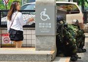 Hàn Quốc diễn tập chống khủng bố