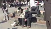 Phiến quân Syria xử bắn lính chính phủ giữa quảng trường
