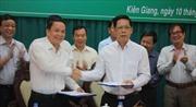 Hợp tác truyền thông giữa TTXVN với tỉnh Kiên Giang