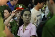 Hoa hậu Mỹ Xuân lĩnh 30 tháng tù tội môi giới mại dâm