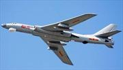 Không quân Trung Quốc trang bị máy bay ném bom H-6K mới