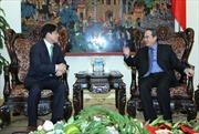 Phó Thủ tướng Nguyễn Thiện Nhân tiếp Chủ tịch KOICA