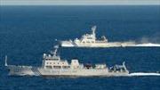Nguy cơ đụng độ giữa Trung Quốc và Nhật Bản