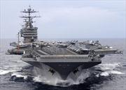 Tàu chiến Mỹ tiến vào Vịnh Persique