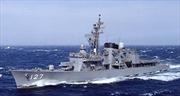 Lần đầu tiên tàu chiến Nhật Bản thăm Nga