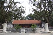 Làm rõ việc đền thờ Hai Bà Trưng bị đốt phá