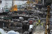 Nạp tên lửa sai gây nổ tàu ngầm Ấn Độ?