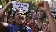Dân Ấn Độ căm phẫn vì vụ nhà báo nữ bị cưỡng hiếp