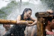 Khổ luyện để trở thành vệ sĩ ở Trung Quốc