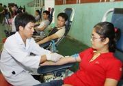Khắc phục tình trạng thiếu trầm trọng nhóm máu O