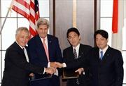 Nhật - Mỹ họp an ninh '2+2'