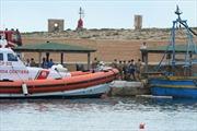 Vớt thêm 83 thi thể trong vụ lật tàu Italy