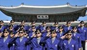 Hàn Quốc ra mắt cảnh sát 'Gangnam Style'