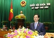 Thủ tướng gặp mặt các nữ Đại biểu Quốc hội khóa XIII