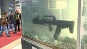 Nga trình làng súng bắn được cả dưới nước và trên cạn