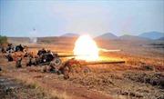 Triều Tiên diễn tập tấn công hỏa lực hoành tráng