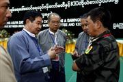 Các nhóm sắc tộc vũ trang Myanmar ký thỏa thuận hòa bình