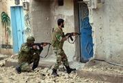 Xem quân đội Syria truy quét phiến quân tại Damascus