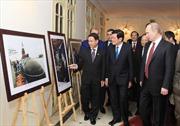 Quan hệ Việt - Nga qua ống kính phóng viên TTXVN và ITAR - TASS
