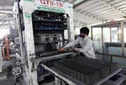 Giới thiệu mô hình sản xuất gạch không nung