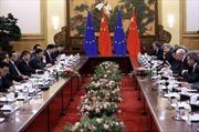 Khai mạc Hội nghị thượng đỉnh Trung Quốc - EU