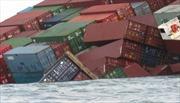Bắt 6 đối tượng cạy container tàu chìm Heung A Dragon