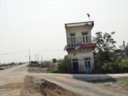 Sẽ cưỡng chế các hộ chây ỳ để GPMB cho tuyến đường Phủ Lý - Mỹ Lộc