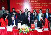 Ireland tài trợ Chương trình 135 Việt Nam giai đoạn 2013-2015