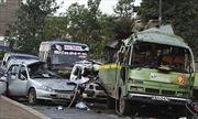 Tấn công giữa thủ đô Kenya làm 40 người thương vong