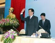 Hội nhập quốc tế và kinh tế đối ngoại phải tranh thủ thời cơ phát triển