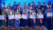 TP. Hồ Chí Minh tuyên dương 7 Công dân trẻ tiêu biểu