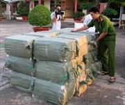 Thu giữ gần 1,5 tấn thuốc thú y nhập khẩu trái phép