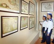 Triển lãm bản đồ và trưng bày tư liệu về Hoàng Sa, Trường Sa