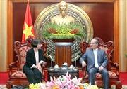 Tăng cường hợp tác Việt Nam - Italia