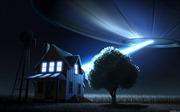 UFO gây náo loạn sân bay Đức