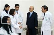 Tổng Giám đốc IAEA làm việc tại Ninh Thuận