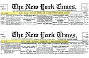 Lỗi xuất hiện trên tờ 'New York Times' suốt hơn 100 năm