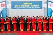 Thông xe Quốc lộ 3 mới Hà Nội-Thái Nguyên
