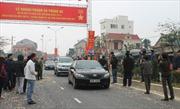 Thông xe Quốc lộ 1A đoạn Nam Bến Thủy - Hà Tĩnh