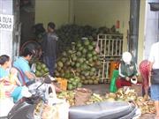 Đặc sản dừa Ninh Đa hút khách