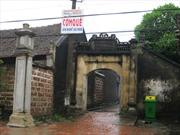 Bảo tồn làng cổ như một di sản sống