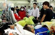 Hà Nội: Hơn 11.000 ca cấp cứu, tai nạn trong dịp Tết
