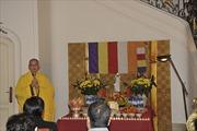 Đại sứ quán Việt Nam tổ chức đại lễ cầu an tại Bỉ