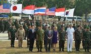Khai mạc tập trận Hổ mang Vàng ở Thái Lan