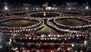 Trình diễn 6 điệu xòe cổ tại Nghĩa Lộ - Yên Bái