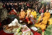 Lễ phát lương Đền Trần Thương tại Hà Nam