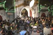Cướp lộc trong lễ Khai ấn đền Trần